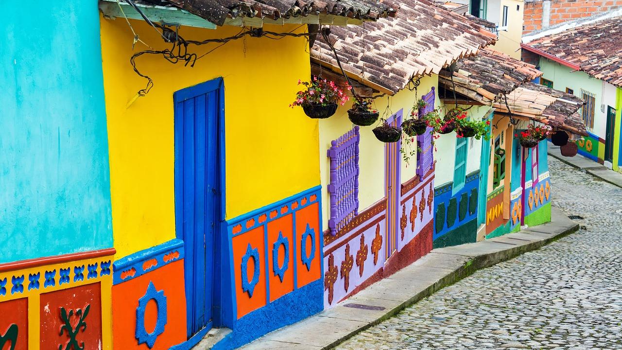 capital da colombia