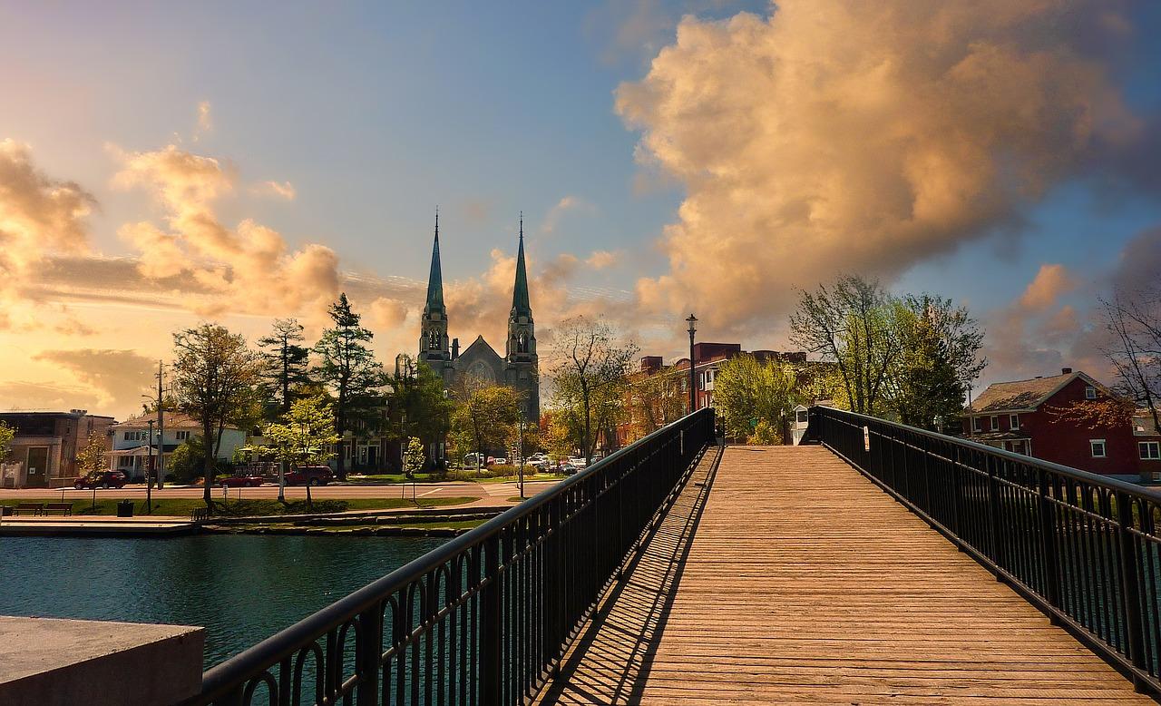 cidades bonitas do canadá