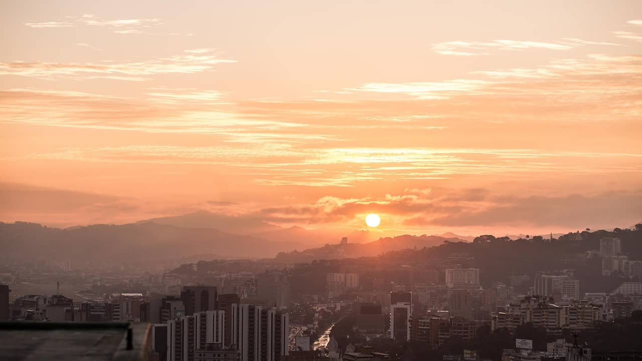 cidades da venezuela