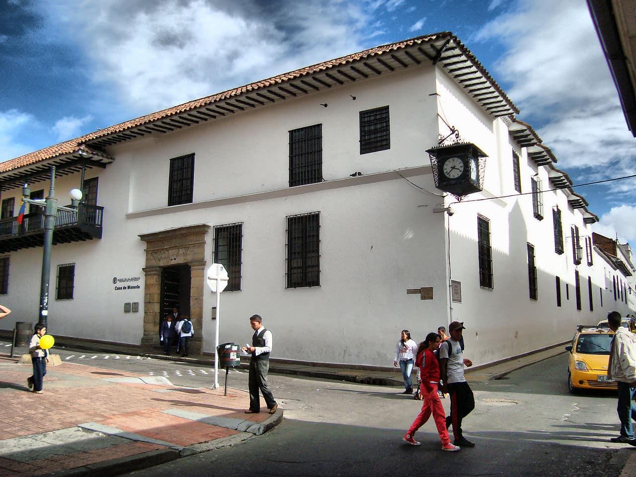 Pontos turísticos de Bogotá?