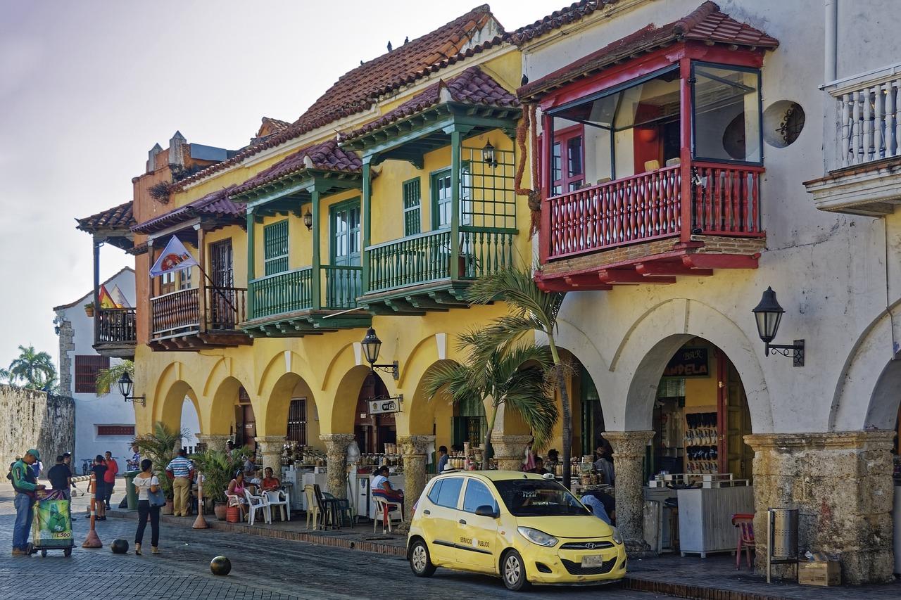 Roteiro de viagem para colombia