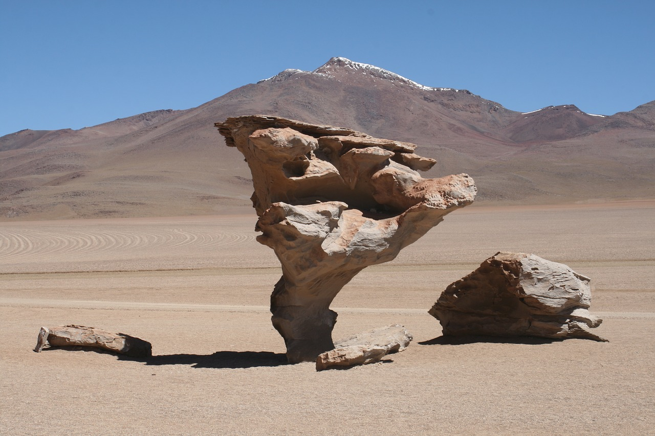 Destinos turísticos no Chile