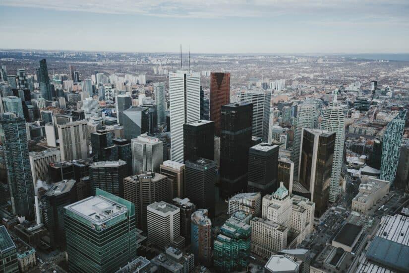 cidades bonitas toronto