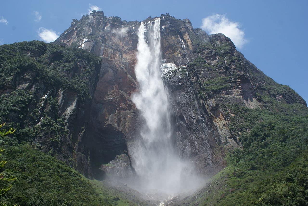 viagem a venezuela