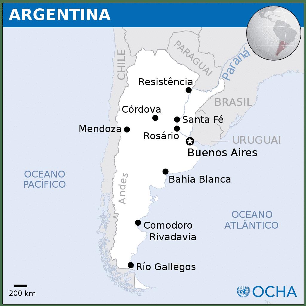 tudo sobre argentina