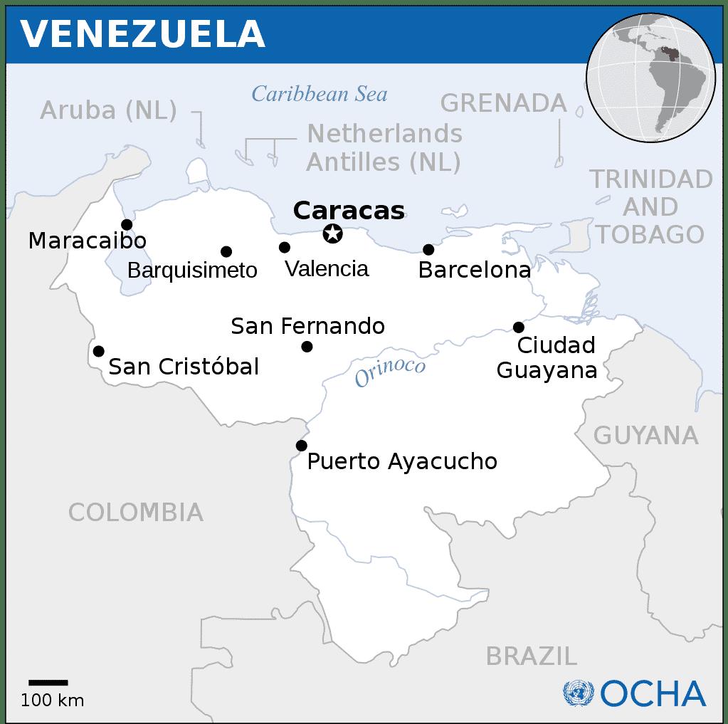 tudo sobre venezuela