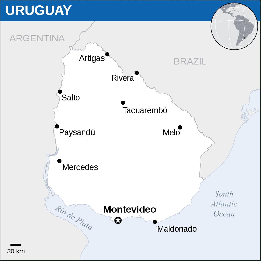 tudo sobre uruguai