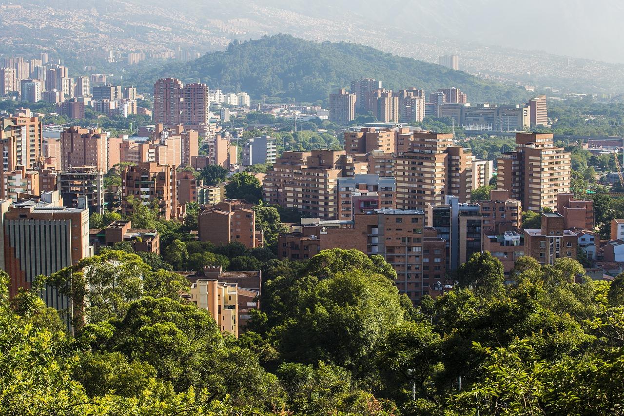 cidades turisticas colombia