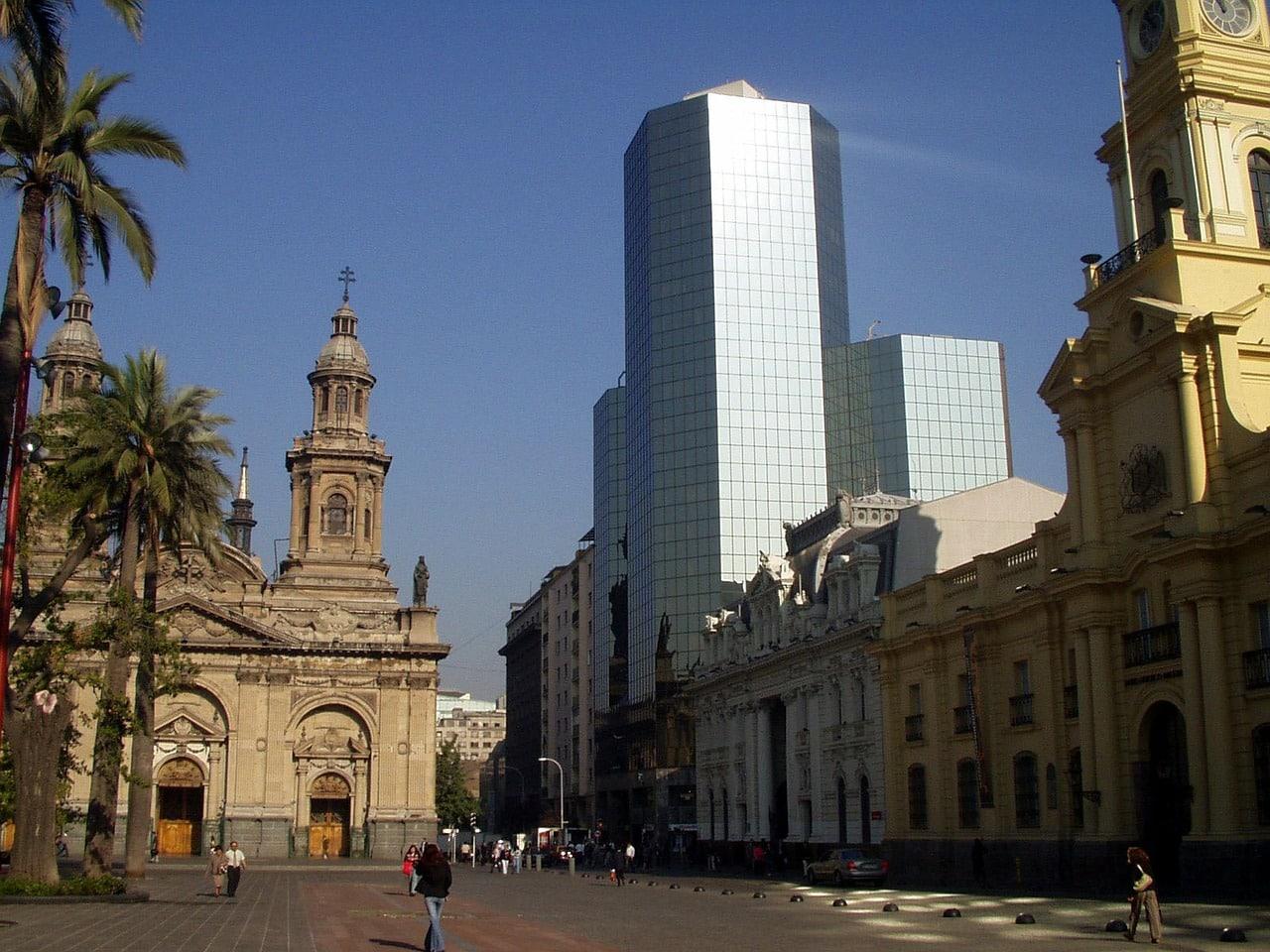 cidades do chile