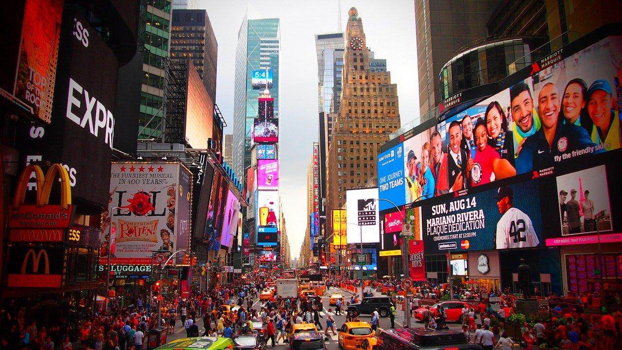 região turistica nova york