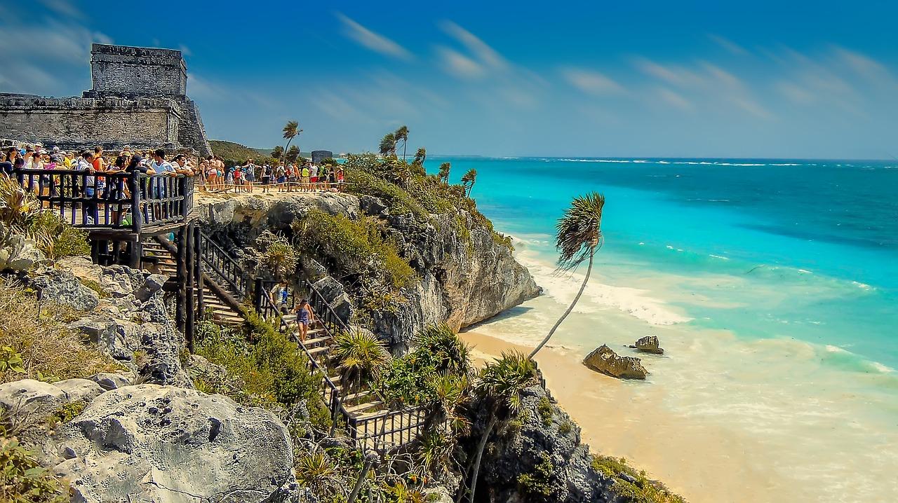 melhores destinos mexico