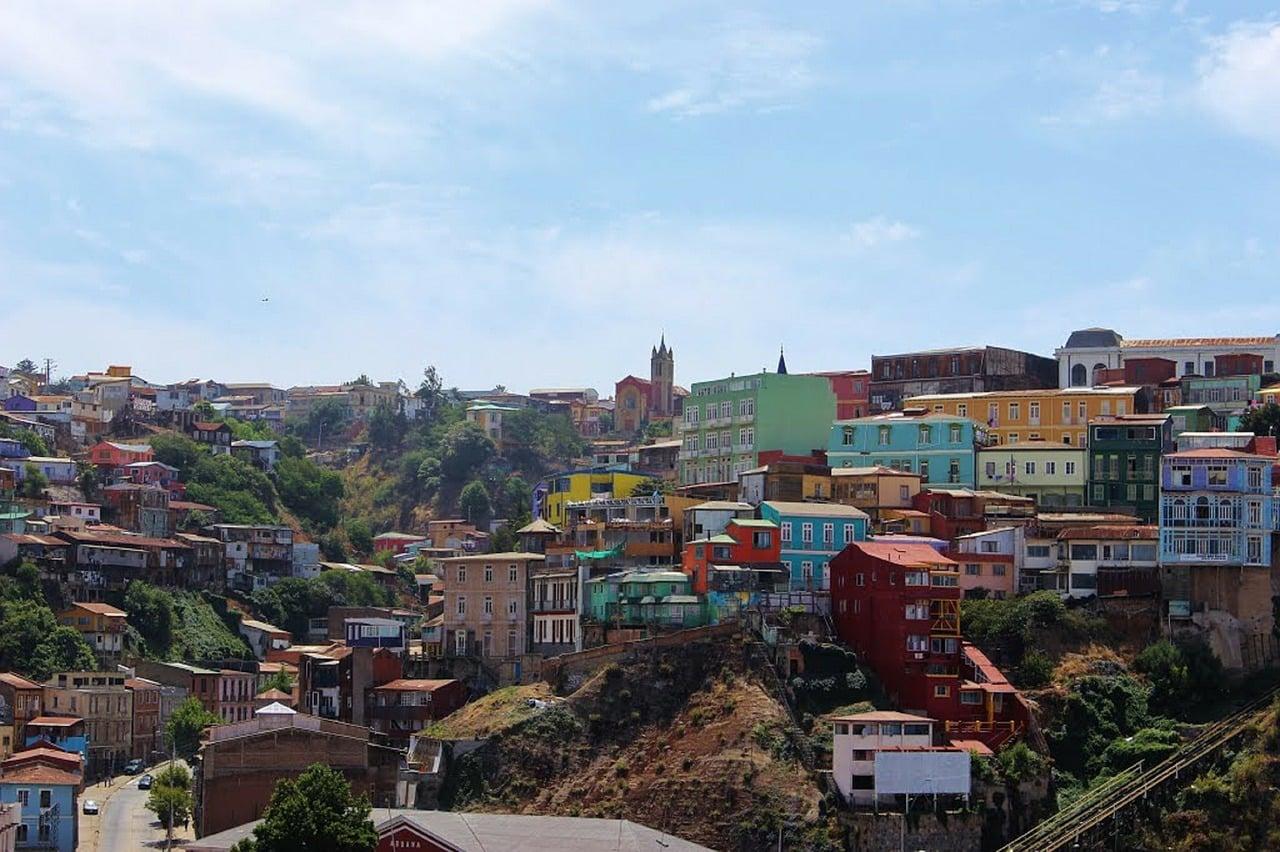 cidades turísticas do chile
