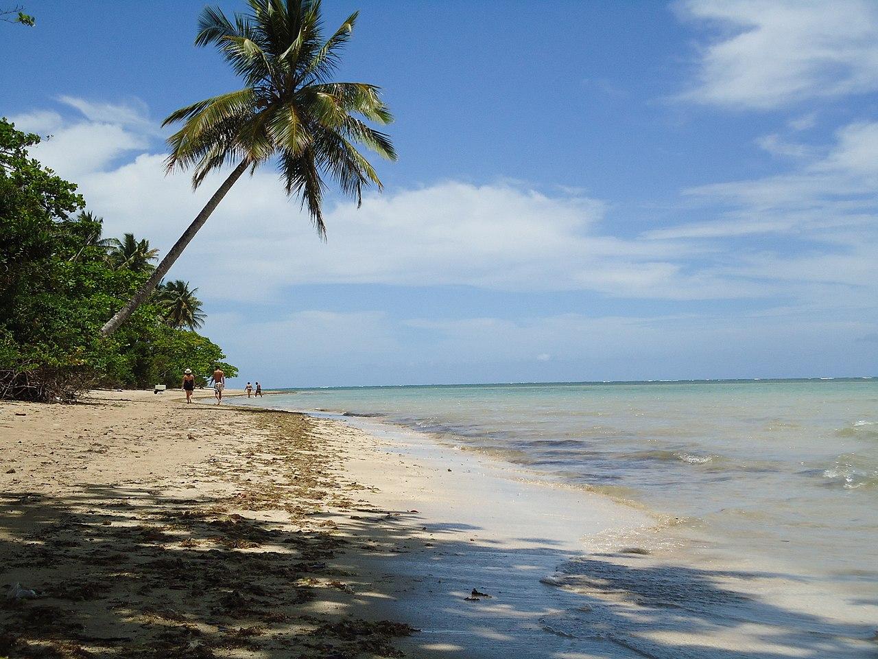 guia de praias da bahia