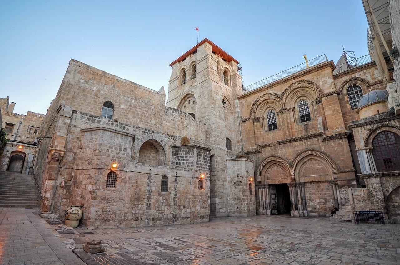 pontos turísticos para visitação jerusalem