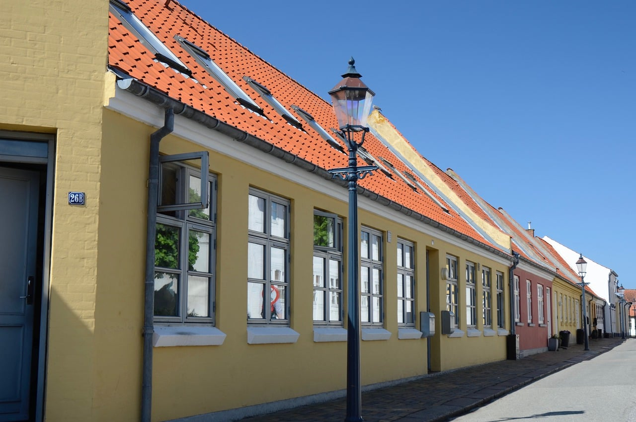 Custo de vida na Dinamarca aluguel