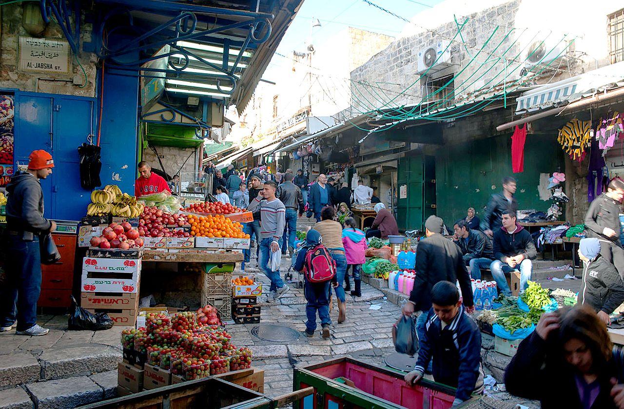 visitando Jerusalém