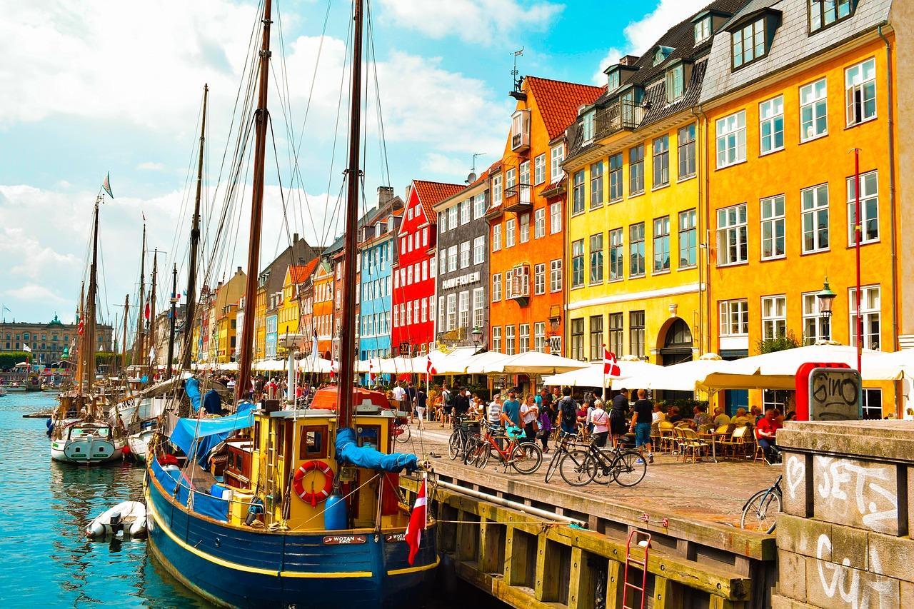 Bike em Copenhague