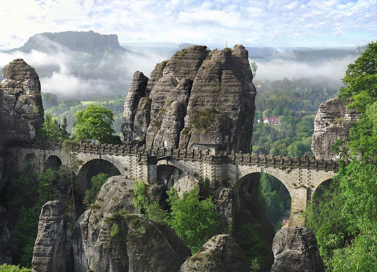 Parque Nacional da Suíça Saxônica