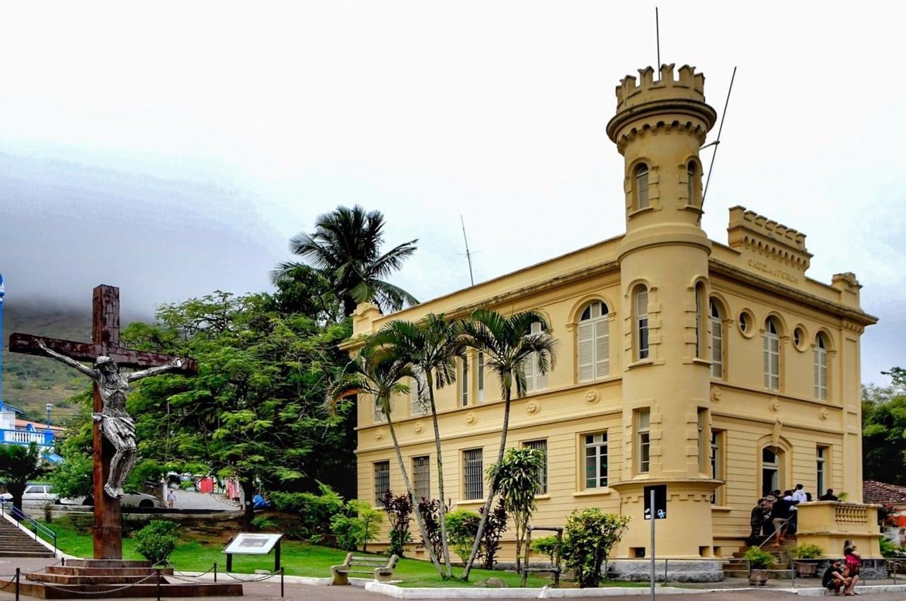 museus em Ilhabela