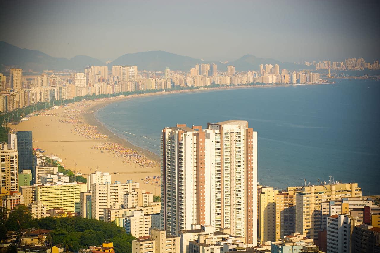 litoral paulista