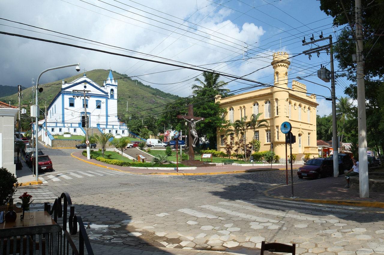 ilhabela centro