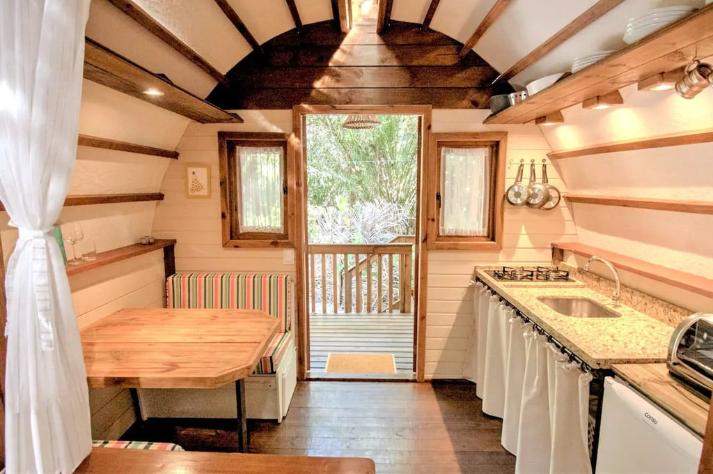 Airbnb Iglu