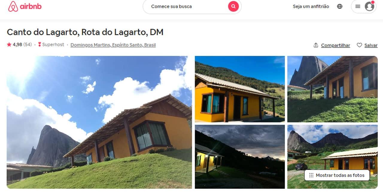 airbnb domingos martins casas