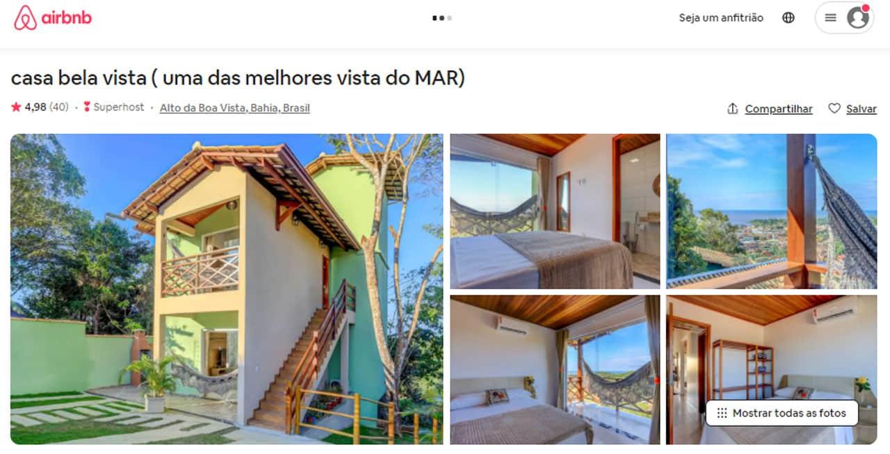 airbnb itacaré apartamento
