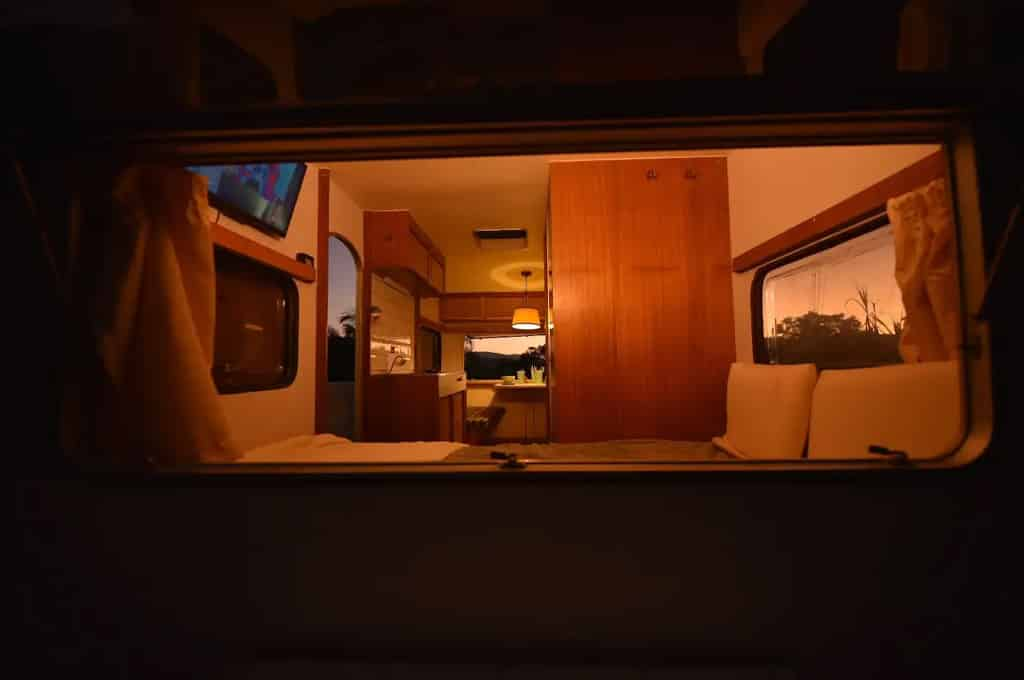 trailer airbnb