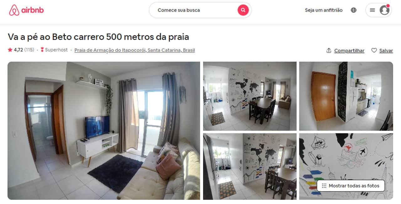 airbnb em penha apartamentos