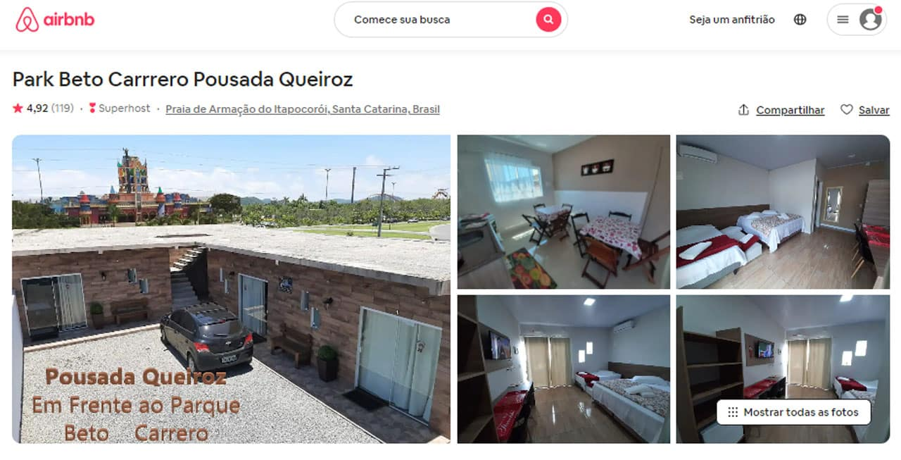 Airbnb Penha