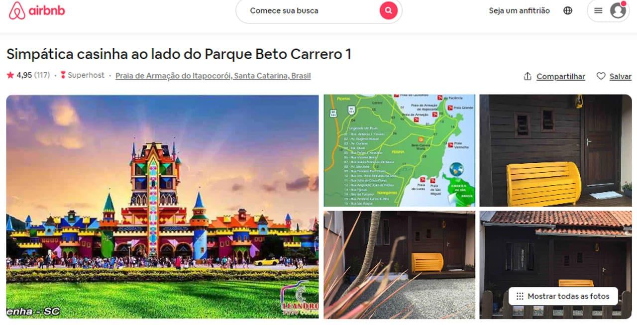 airbnb penha casa