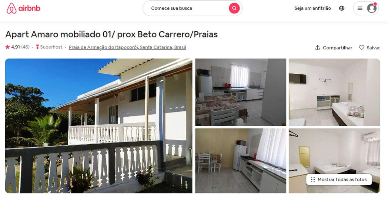 Casas e aptos para alugar em Penha
