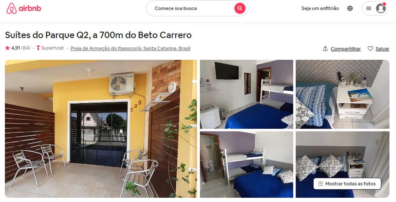 Dicas de Airbnb em Penha