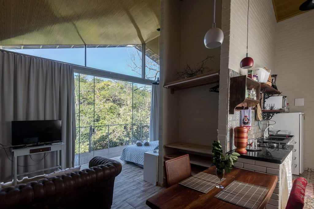 Bangalô airbnb