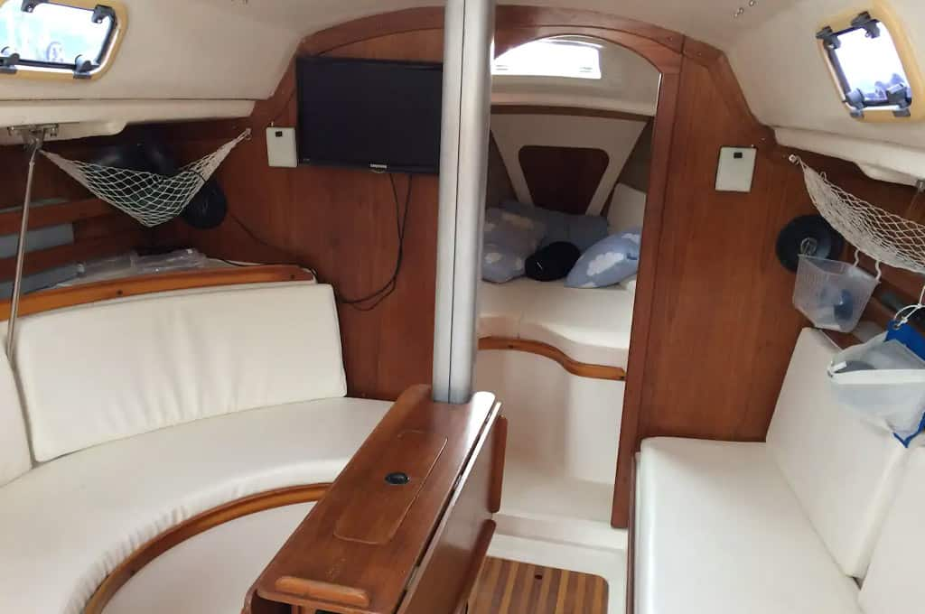 airbnb veleiro