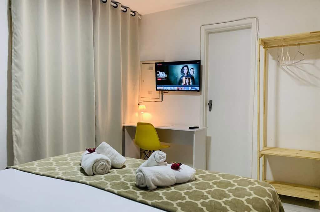 hotéis no Morumbi
