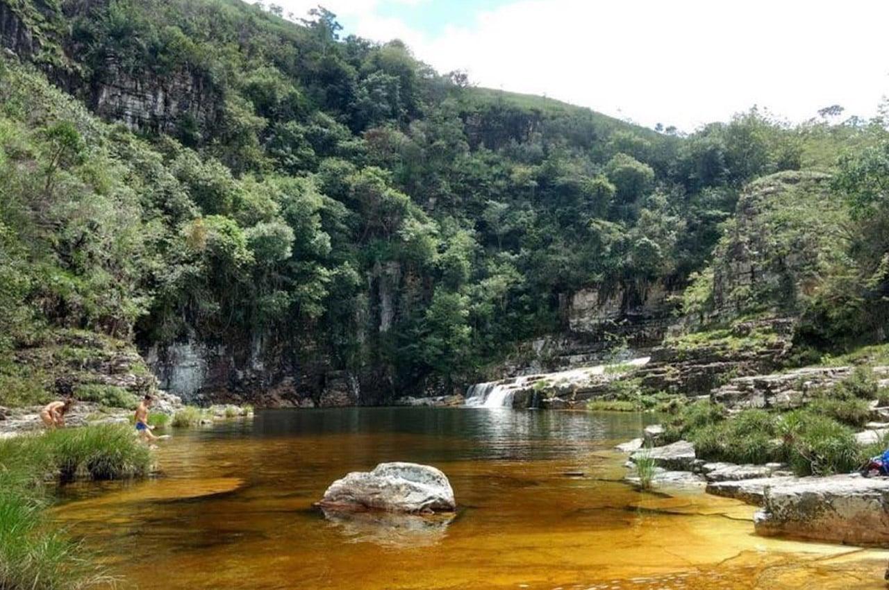 complexo cachoeira da Capivara
