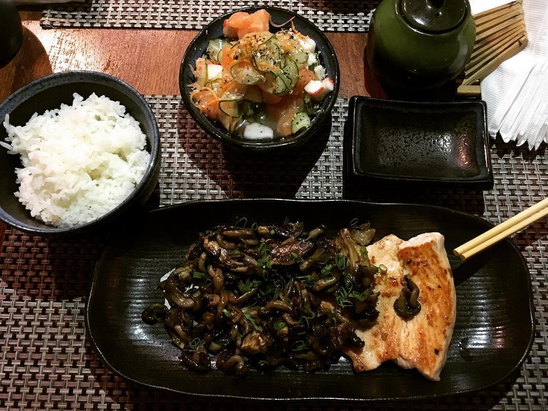 restaurante japones em jeri