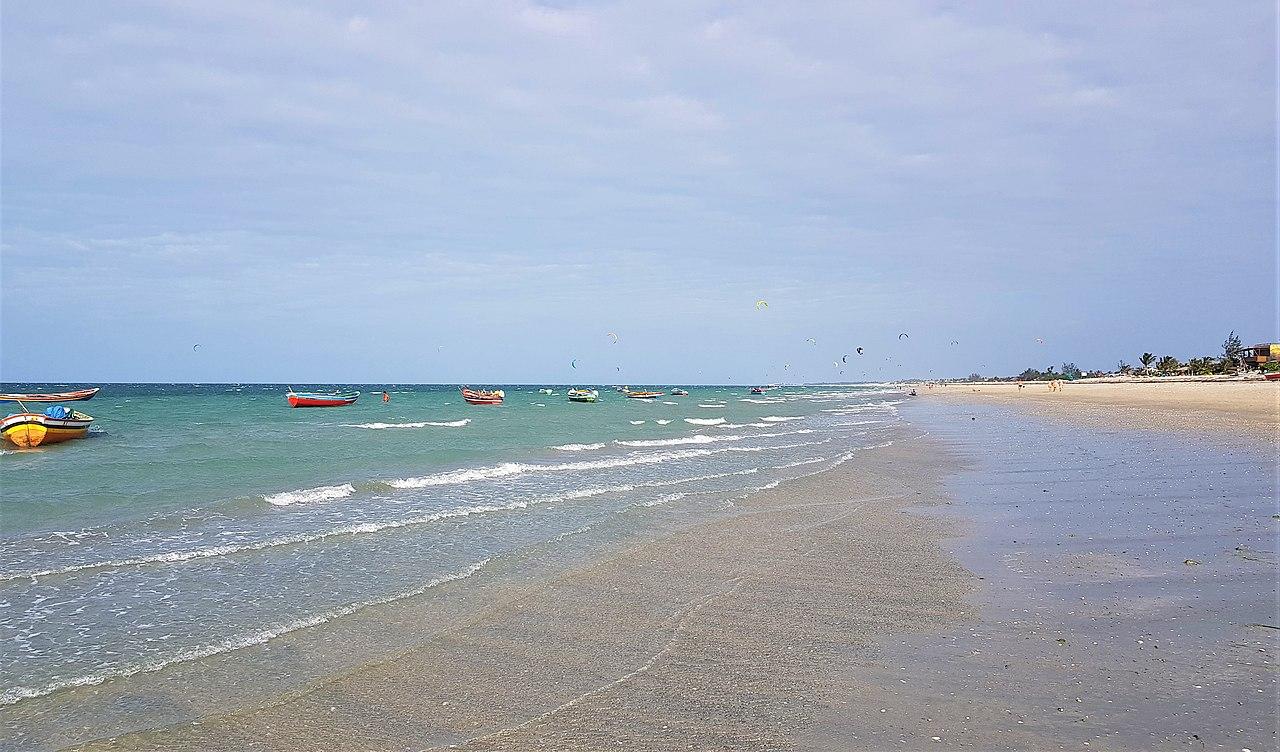 litoral leste de jeri