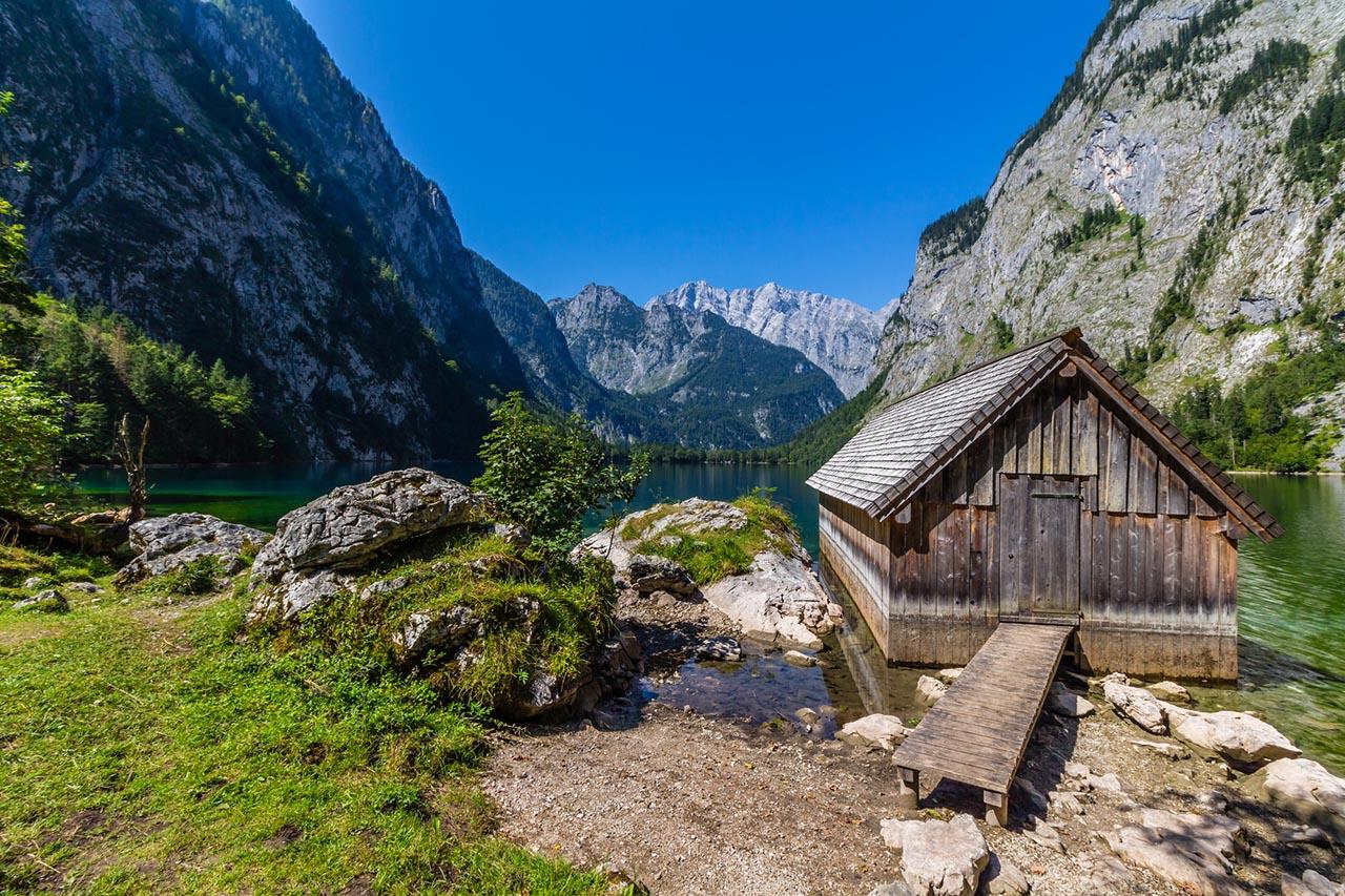 cabanas abandonadas