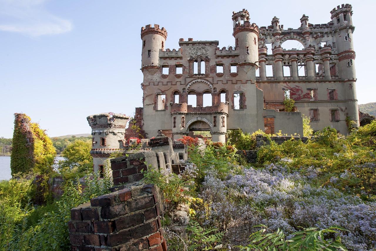 lugares abandonados em nyc