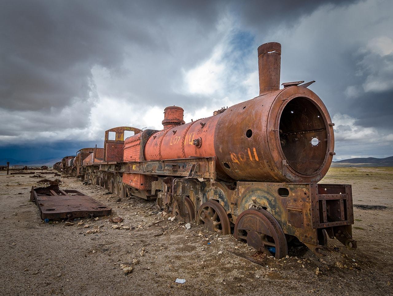 lugares abandonados na bolivia