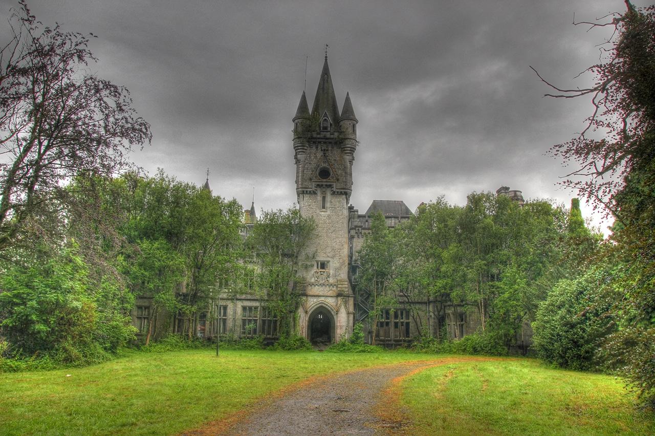 lugares abandonados na belgica