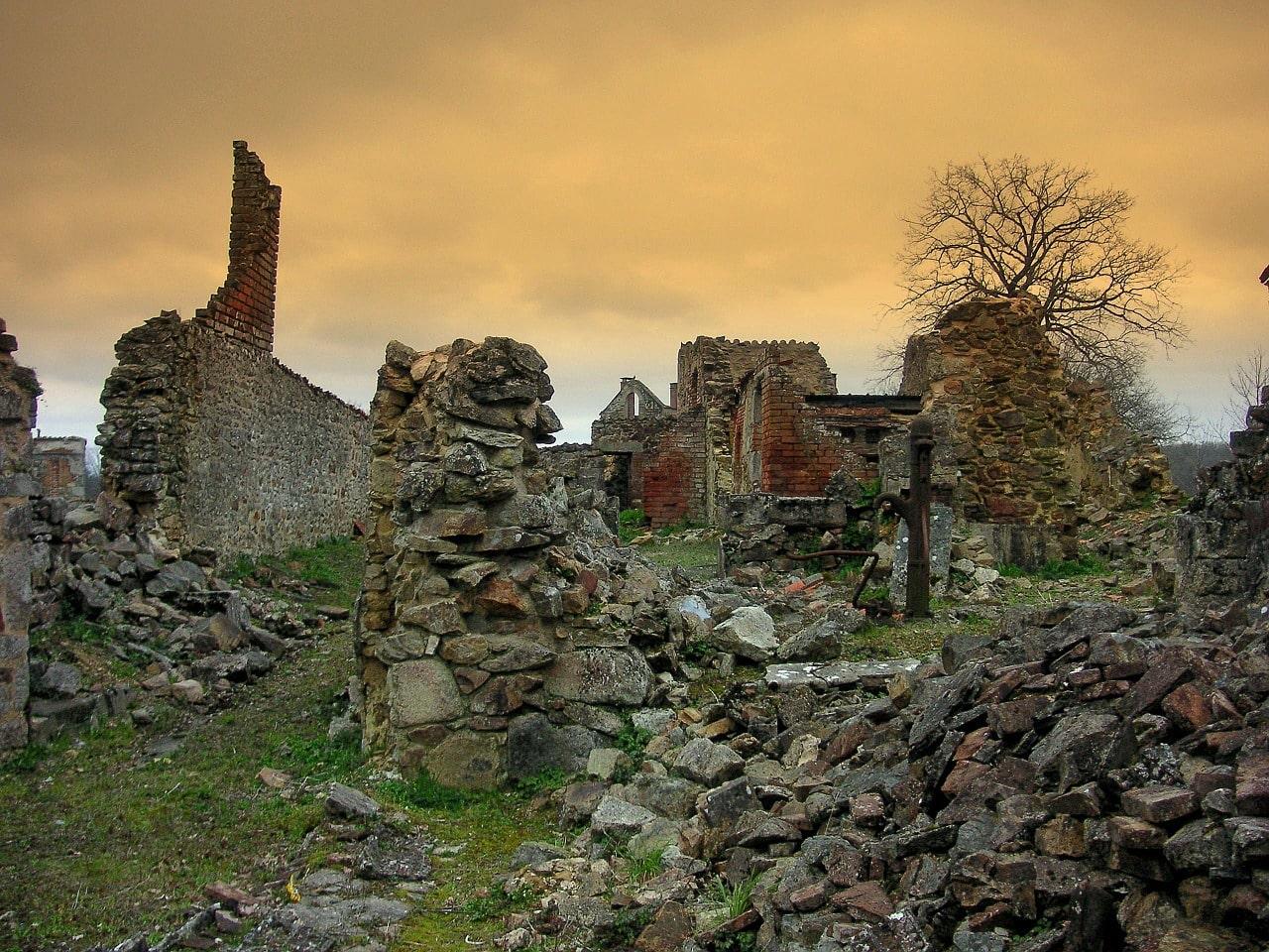 lugares abandonados na frança