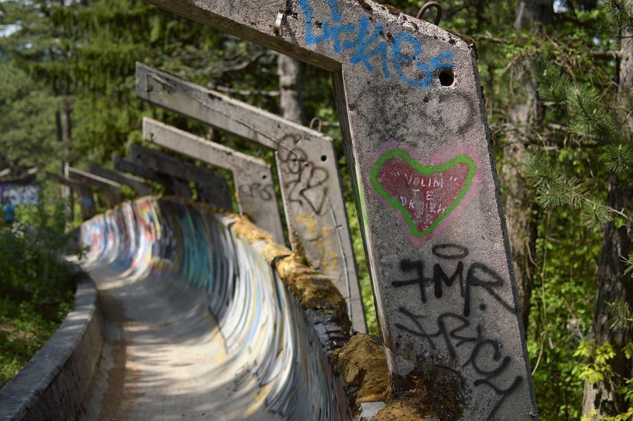 lugares abandonados na bosnia