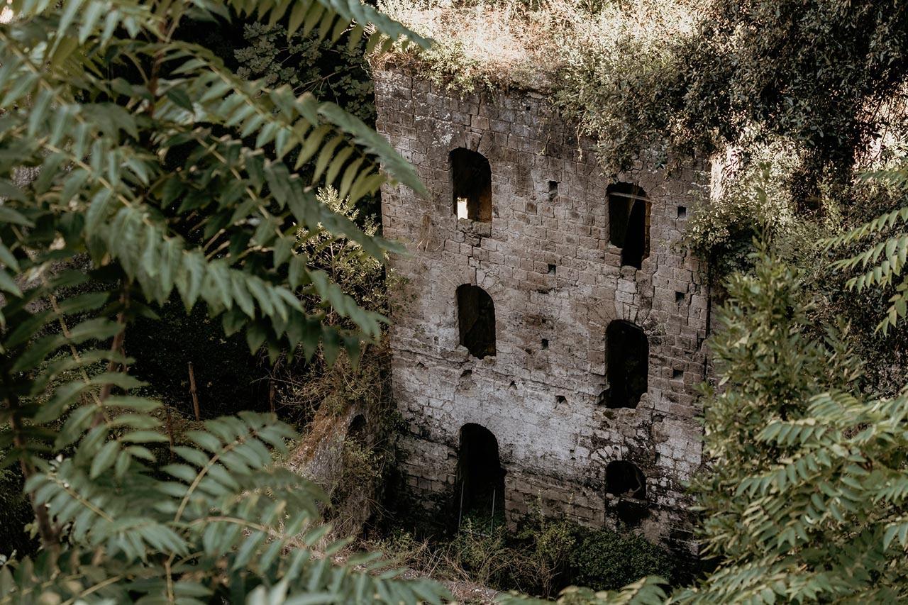 lugares abandonados na itália