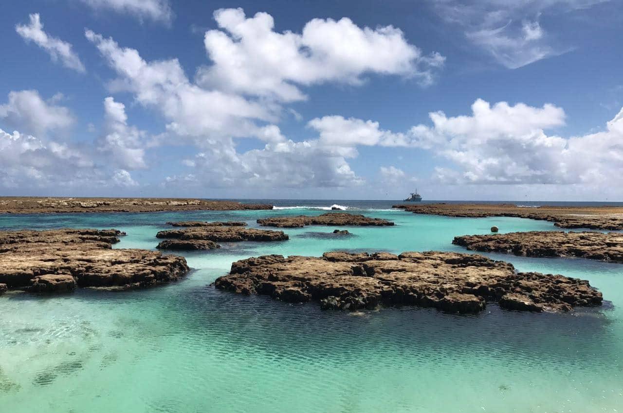 atol das rocas natal