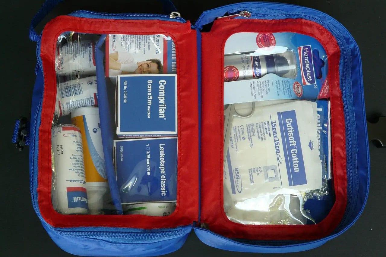 como levar remedios em viagem