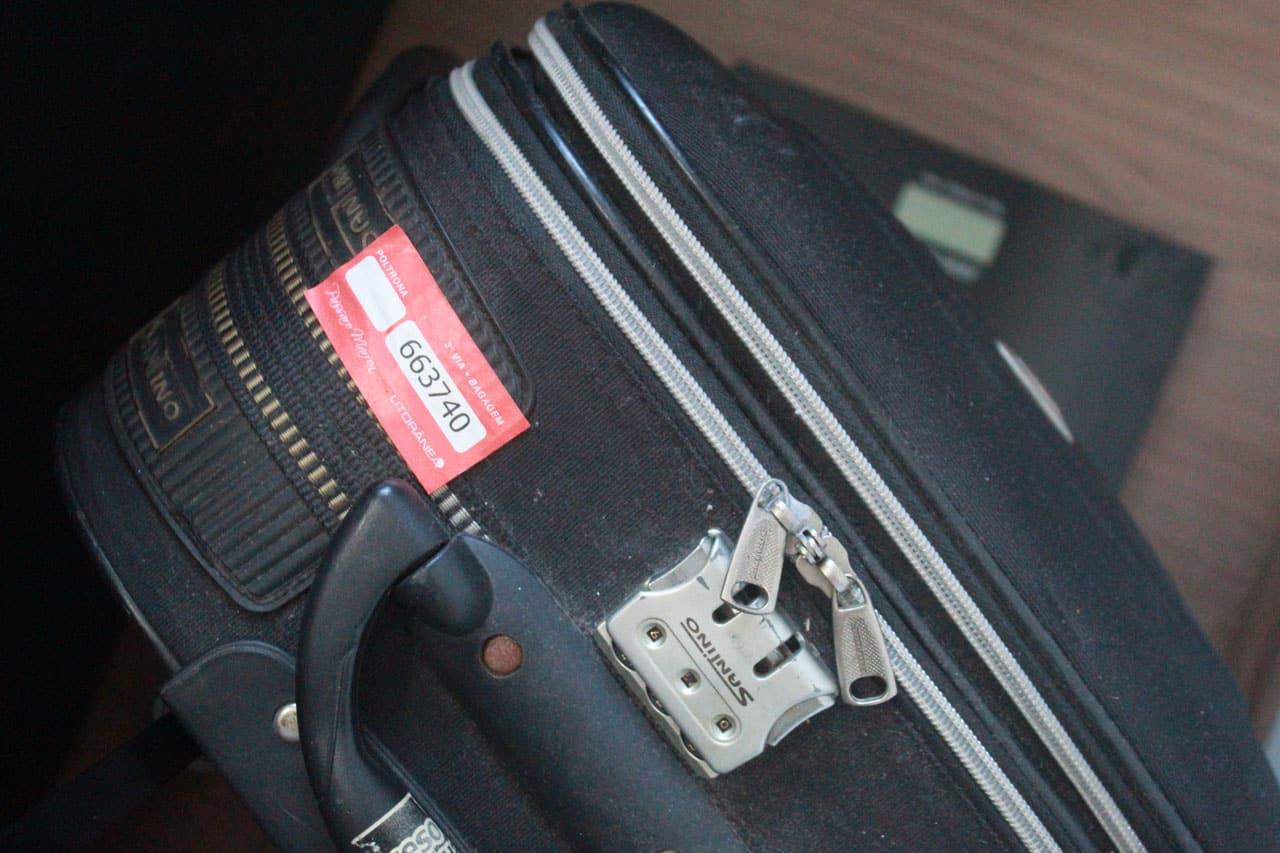 bagagem de mão latam